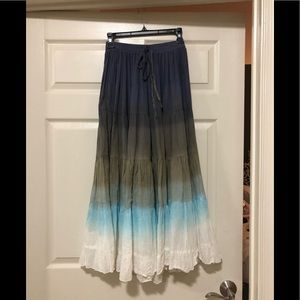 Beautiful Long Skirt in perfect condition worn 1x